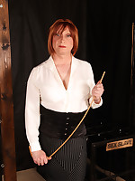 Lucimay is in her dungeon and she is ready for some fun with her whip.
