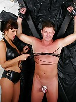 Watch Alsu - the true queen of domination and bondage